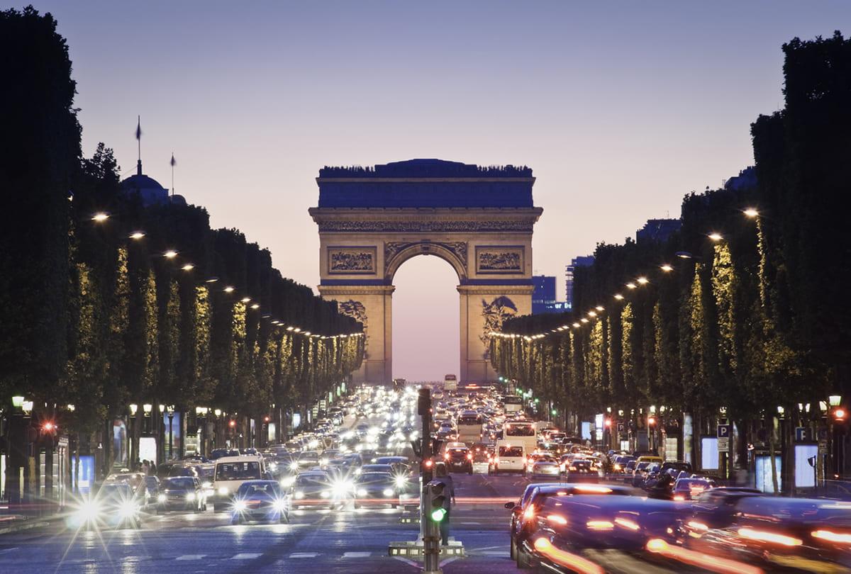 Francia 航空券